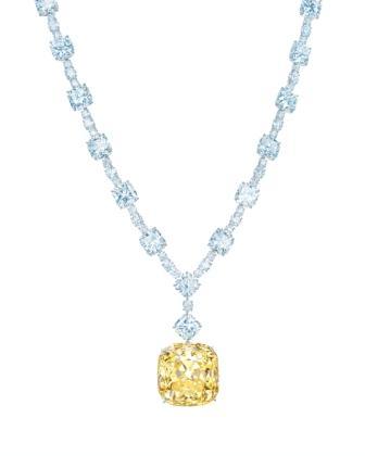 The Tiffany Diamond - Photo Credit: Carlton Davis