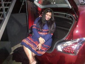 shereen Tiida