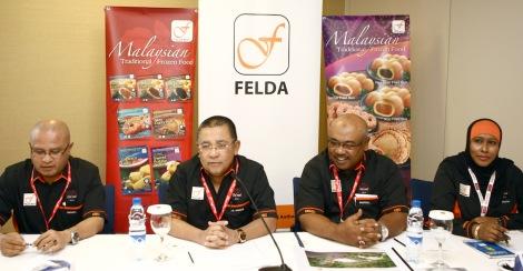 Felda Gulfood 2014