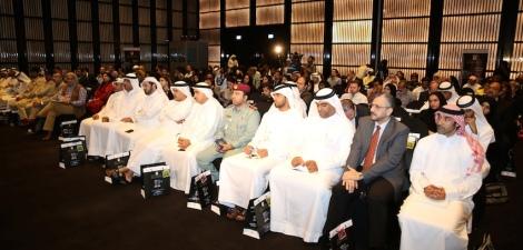 At Armani Dubai this morning