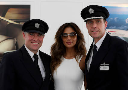 Nicole Scherzinger at Taste of Dubai