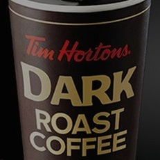 tims dark roast