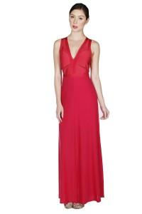 b3218-90% Polyester, 10% Spandex-red