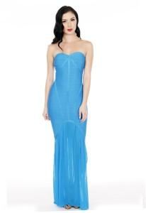 k2534-90% Polyester, 10% Spandex-blue
