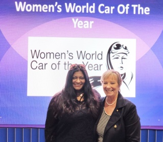Womens world car of the year