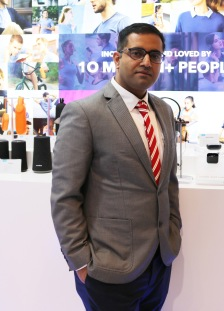 Faraz Mehdi, Regional Sales Head at Anker Innovations MEA copy